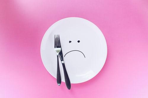 dieet bord